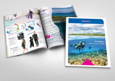 Action Sport - Katalog