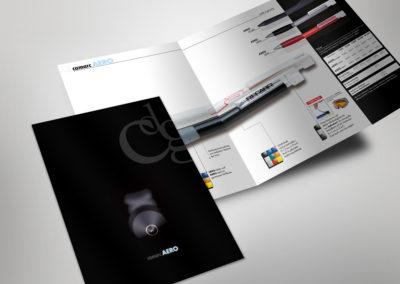Kaldenbach - Produktfolder + Werbefotografie