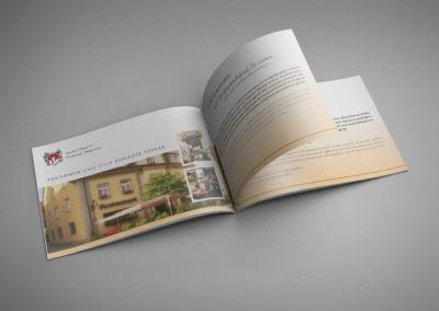 Cafe Bauer - Broschüre
