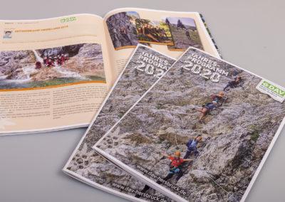 DAV - Jahresprogramm 2020