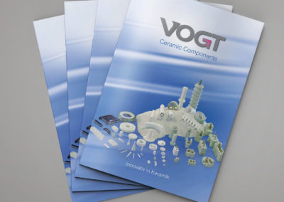Vogt - Imagebroschüre