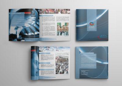 Chor Olympics - Broschüre