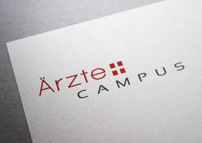 Ärzte Campus - Logo