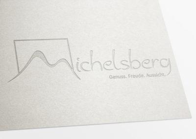Michelsberg - Logo + Fontdesign