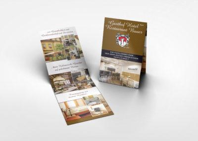 Cafe Bauer - Visitenkarten