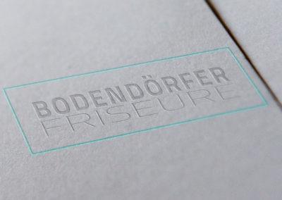 Bodendörfer Friseure - Logo